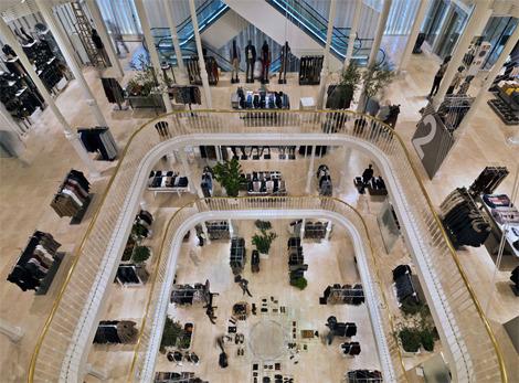 Zara Opent Grootste Filiaal Ter Wereld In Rome Shopgids
