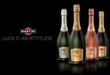 Martini Sparkling: 'There is always a reason to celebrate'