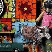 Zebra African Crafts