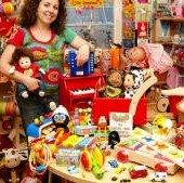 De Speelmolen – houten speelgoed
