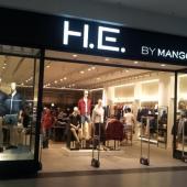 H.E. by Mango Rotterdam