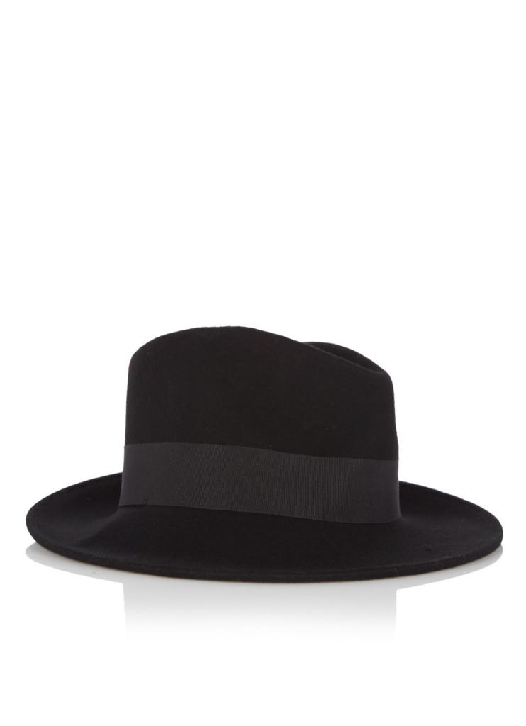 de Bijenkorf Panama hoed van wol 44,95