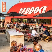 Restaurant Haddock Amsterdam