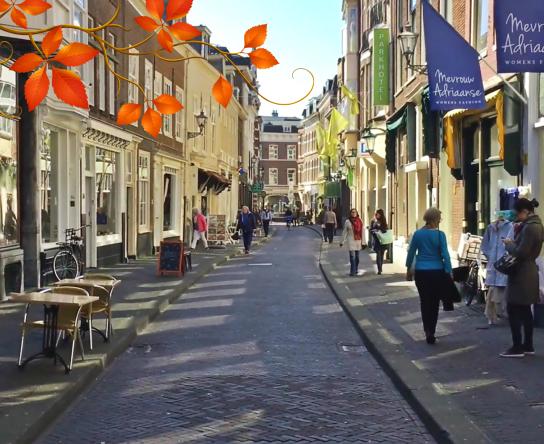 molenstraat herfst
